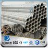 YSW tensile strength 150mm diameter gi pipe price list