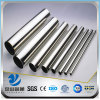YSW 304l high pressure china stainless steel pipe manufacturers