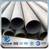 YSW 6 inch astm a316 welded stainless steel corrugated pipe tube