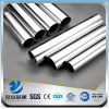 YSW aisi 316l thin wall welded stainless steel pipe production line