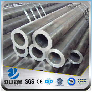 YSW 80mm sus304 stainless steel perforated spiral tube/pipe