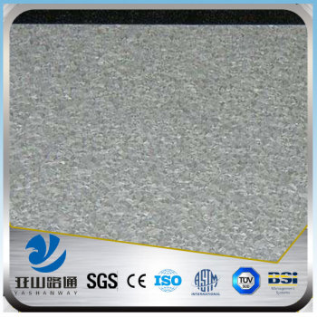 YSW zinc aluminium  composite panel sheet