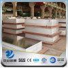 YSW 0.1mm long span aluminium roofing sheet price per kg