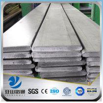 YSW mild steel flat bar sizes with round edge