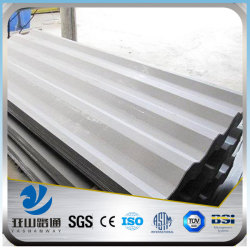 YSW galvanized roofing sheet/zinc color coated/corrugated roof sheet