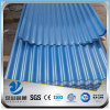YSW 28 gauge galvanized corrugated steel rooing plate