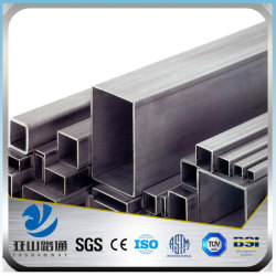 YSW astm a53 schedule 40 rectangular steel tube sizes