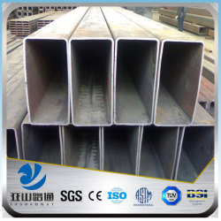 YSW 304 316 stainless steel rectangular pipe for selling