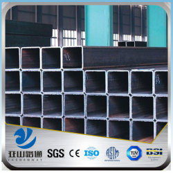 YSW astm a36 10mm 100x100 ms square tube weight chart