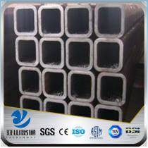 YSW q235 2m diameter 80x80 steel square tube price per kg