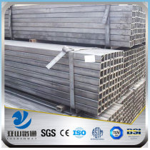 YSW ss304 75x75 stainless steel square structural tube prices