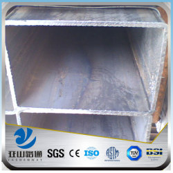 YSW 10mm  thick standard size aluminum square hollow tube