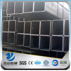 YSW jis stk400 150x150 ms steel square pipe price