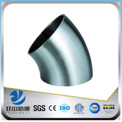 YSW 5d 30 degree 45 degree  seamless steel pipe elbow