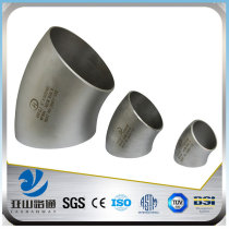 YSW 30 degree 90 degree 120 degree 3d steel tube weld elbow fittings