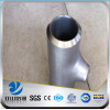 YSW extended y tee copper pipe fitting