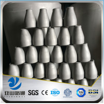 YSW china manufacturer stainless steel pipe fitting increaser