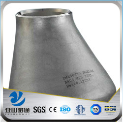 YSW 8 inch schedule 40 stainless steel pipe fitting con reducer