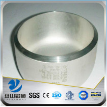 YSW 2 inch 3 inch stainless steel pipe fitting cap