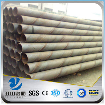 large diameter spiral steel pipe on sale