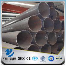YSW din 1629 st.37.0 sa 179 sch 120 2.5 inch steel pipe