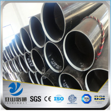 YSW surface coated spiral steel pipe weight