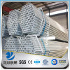 YSW galvanized round 50mm gi steel pipe price