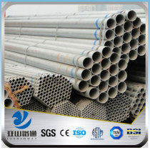 schedule 20 galvanized steel pipe specification