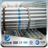 YSW 200mm diameter mild galvanized iron scaffolding pipe