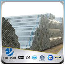 YSW galvanized steel conduit150mm diameter gi pipe