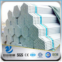 bs1387 galvanized steel pipe manufacturers china