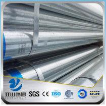 standard length pre gi steel pipe