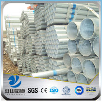 YSW ASTM A106 GR.B 100mm 300mm Price Galvanized Pipe