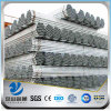 YSW galvanized steel pipe gi pipe seamless pipe sizes inch
