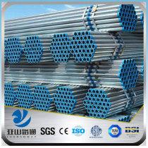 YSW grade 304 pre-galvanized steel pipe