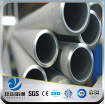 YSW schedule 80 tube 316 stainless steel pipe
