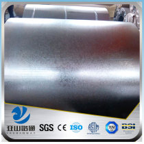 YSW Color Coated Hot Dip Galvanized Steel Coil Weight