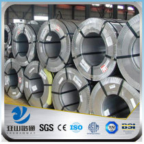 YSW 0.3-2mm thickness dx51 grade steel strip price per kg