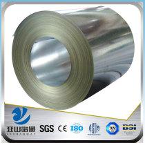 YSW 0.3-2mm zinc coating 30-275g pre galvanized steel strip coil