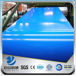 YSW Color Coated ppgi Prepainted Galvanized Steel Coil