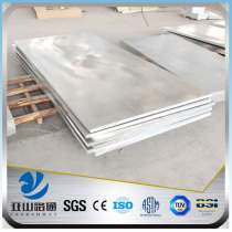 YSW colour coated corrugated aluminium sheet weight