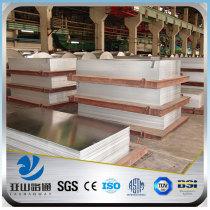 YSW AA1100 H14 aluminium sheet price per kg
