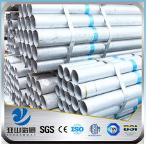 4 inch industrial galvanized steel pipe prices