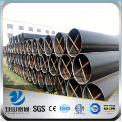 3.5 inch schedule 10 carbon lsaw steel pipe dimension