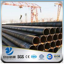 1 inch 5 inch sch 40 welded ssaw steel pipe diameters