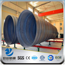 14 inch 16 ssaw steel pipe factory cost