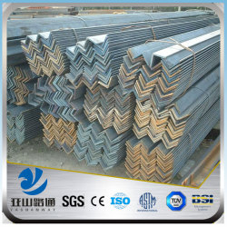 6 inch 25 ×25 metal angle iron manufacturer