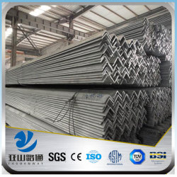 YSW 50×50 1.5mm carbon angle steel bar price per foot