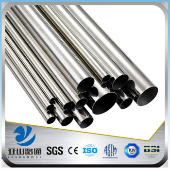 YSW 316 flexible corrugated stainless steel square tubing
