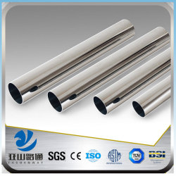 YSW 304 corrugated thick wall stainless steel tubing sizes